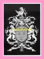 CPM     DE MORANT   NORMANDIE BRETAGNE ANJOU  HONNEUR DE LA COUR EN 1762 ET 1781......... - Cartes Postales