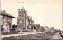 14 Lion Sur Mer - La Promenade, Villa Sans Souci - France