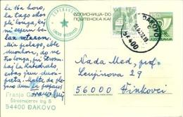 Postcard RA002108 - Esperanto - Esperanto