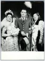 France, Théâtre Mogador. Marcel Merkès, Paulette Merval Et Simone Favry - Unclassified
