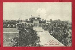 DAF-28 AGRA   The Mausoleum Of The Emperor Akbar.   Uttar Pradesh. Not Used - India