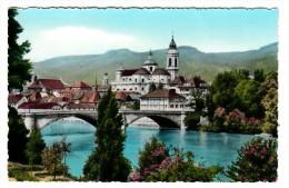 Suisse - Solothurn. Rötibrücke Und St. Ursenkathedrale - SO Soleure