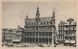 CPA - AK Bruxelles Brüssel Grand ´ Place Maison Du Roi Market Place Marche Belgien Belgique - Marchés