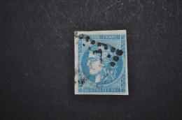 Numéro 45B Oblitéré, TTB - 1870 Ausgabe Bordeaux