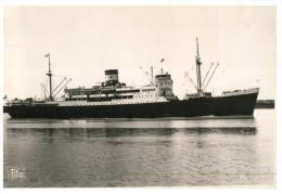 (799 ORL) Very Old Postcard - Carte Ancienne - France - Cruise Ship Foucauld - Piroscafi