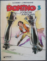 Cheret Van Hamme - Domino Tome 3 - BD EO - Collections