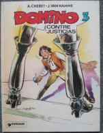 Cheret Van Hamme - Domino Tome 3 - BD EO - Livres, BD, Revues