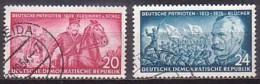 DDR  400+401 , O ,  (G 1809) - [6] République Démocratique