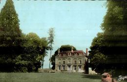 CPSM  PARENNES   ,    Le  Chateau De Courtemanche - Altri Comuni