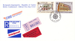 Cyprus FDC: 1990 Europa CEPT   (G58-27) - Europa-CEPT