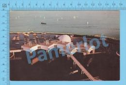 Pre-stamped, Timbrée  8 Cents ( Ontario Place Toronto Ontario Timbre Identique ) Postcard, Carte Postale, Cpm Recto/Vers - Non Classés