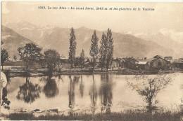 Le Lac Bleu - Le Mont Jovet Et Les Glaciers De La Vanoise    132 - Non Classés