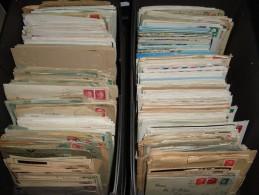 DEUTSCHLAND: Riesen-Briefbestand, ca. 25 - 30 kg!! - Huge stock of letters and cards