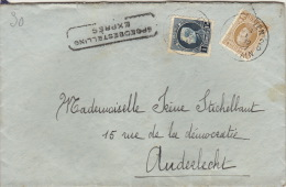 Enveloppe Expres Spoedbestelling - Belgium