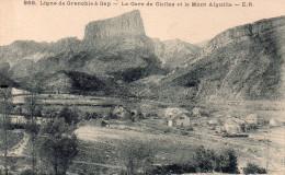 """Ligne De Grenoble A Gap """"la Gare De Clelles Et Le Mont Aiguille"""" - Andere Gemeenten"""