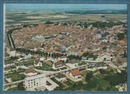 89 - BRIENON-SUR-ARMANCON- Vue Générale Aérienne - Non écrite - 2 Scans -10.5 X 15 - CIM COMBIER - Brienon Sur Armancon