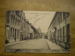 Poperinge - Poperinghe // Rue Boesch�que // 1915