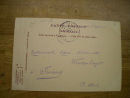 Poperinge-Poperinghe // pensionnat des dames de la sainte-union // 1905 voorzijde gefankeerd