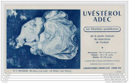 BUVARD LABORATOIRE CRINEX   IMAGE REYNOLDS  MRS HOARE ET SON ENFANT - Produits Pharmaceutiques