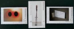 BIENNALE DE VENISE 1995 - NEUFS ** - YT 298/300 - MI 324/26 - Croatia