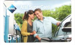 Germany - Aral Petrol Station - Carte Cadeau - Carta Regalo - Gift Card - Geschenkkarte - Frankreich