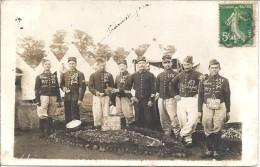 La VALBONNE - 75ème Régiment ; 5ème Cie ; 15ème Escouade - C59 1 - Guerre 1914-18