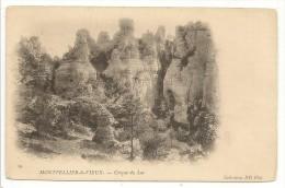 """12 - MONTPELLIER-LE-VIEUX - Cirque Du Lac - Collection ND Phot N° 29 - Cpa """"précurseur"""" Nuage - Other Municipalities"""