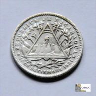 Nicaragua - 10 Cents - 1887 - Nicaragua