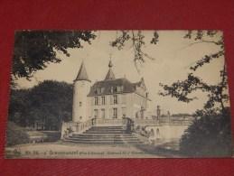 S´ GRAVENWEZEL  -  Kasteel  -  Château De S´ Gravenwzel  -  1920    -   ( 2 Scans) - Schilde