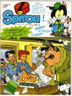 SPIROU N° 2145 DE 1979  COMPLET - Spirou Magazine