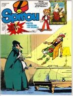 SPIROU N° 2146 DE 1979  SANS LE POSTER - Spirou Magazine