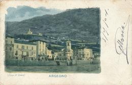 ITALIE - ARGEGNO - Lago Di Como - Other Cities