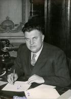 Mr Marcel Paul, Ministre De La Production Industrielle - Photos