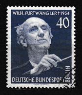"BERLIN,Michel-Nr.128 ""Furtwänglerl"", Mit LUXUS-Orts-Stempel, Sauber, Siehe Scan !! 21.1-18 - [5] Berlin"