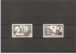 AU PROFIT DES OEUVRES  DE LA CROIX ROUGE  N° 316**  à  317 ** - Unused Stamps