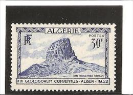 19e CONGRES DE GEOLOGIE A ALGER  N° 298  ** - Unused Stamps