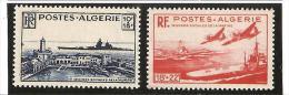 EMIS AU PROFIT DES OEUVRES SOCIALES DE LA MARINE  N° 273 **  274 ** - Unused Stamps