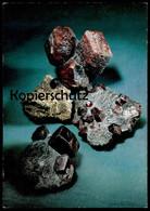ÄLTERE POSTKARTE EDELSTEINE IN DER MEDIZIN GRANAT FOLGE II SEDA-ILDAMEN Edelstein Stein Coated Stone Gem Gemme Postcard - Gesundheit