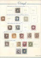 PORTUGAL 1853 TO 1954 NICE COLLECTION
