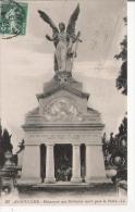 ANGOULEME 23 MONUMENT AUX MILITAIRES MORTS POUR LA PATRIE - Monuments Aux Morts