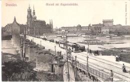 ALLEMAGNE : Dresden . Altstadt Mit Augustusbrücke . N´a Pas Voyagé! - Dresden