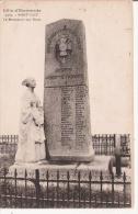 COTE D'EMERAUDE 3564 SAINT CAST LE MONUMENT AUX MORTS - Monuments Aux Morts