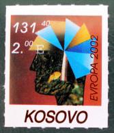 EUROPA 2002 - NEUF ** - PH 0020 - EMISSION KOSOVAR - Kosovo