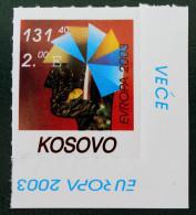 EUROPA 2002 - NEUF ** - PH 0021 - COIN DE FEUILLE - EMISSION KOSOVAR - Kosovo