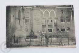Old Postcard - Beyrouth - Monument aux Morts de L'Arm�e de Levant