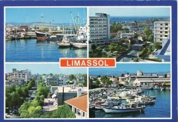 CYPRUS - LIMASSOL MULTIVUES 1981 (LOT R3) - Chypre
