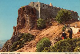 CYPRUS - STAVROVOUNI MONASTERY (LOT R3) - Chypre