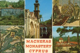 CYPRUS - MACHERAS MONASTERY (LOT R3) - Chypre