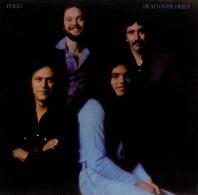 * LP *  POCO - HEAD OVER HEALS (Holland 1975) - Rock