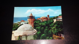 C-26213 LEBANON BYBLOS CRUSADERS CHURCH OF ST. JOHN CHIESE MOSCHEE